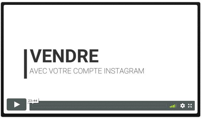 Zone Membre Instagram