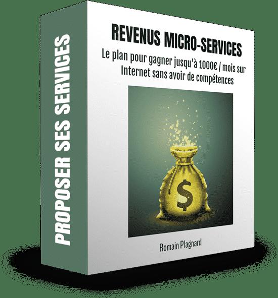 Revenus Micro Services L