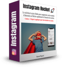 Instagram Rocket L