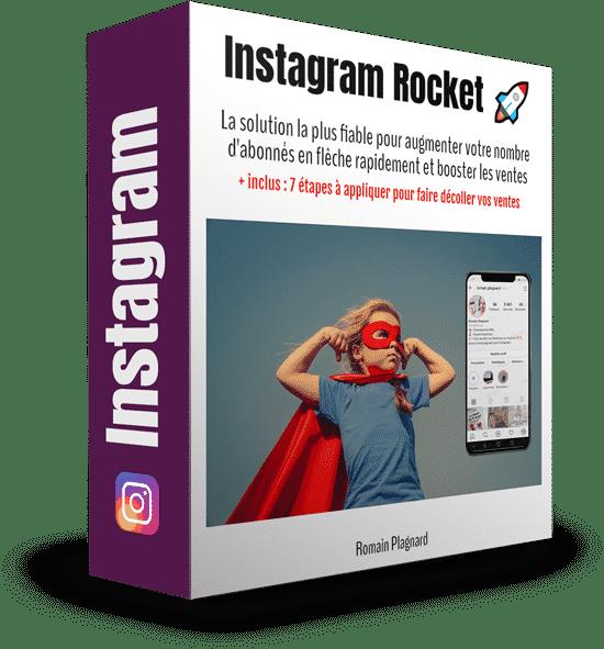 Instagram Rocket L